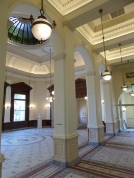 Gibbes-Art-Museum-Interior-Plaster-after-Restoration