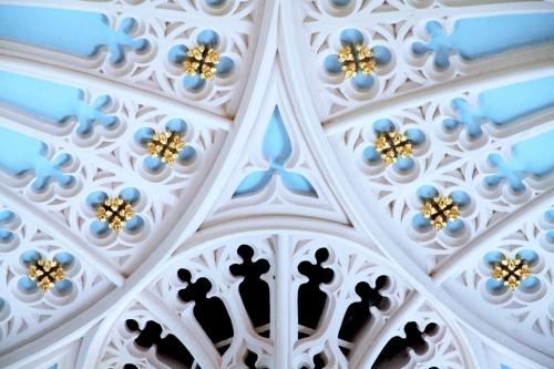 Unitarian-Church-Ornamental-plaster-detail