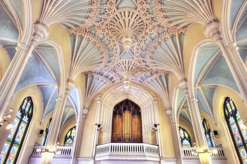 Unitarian-Church-Rear-Ceiling-Detailing
